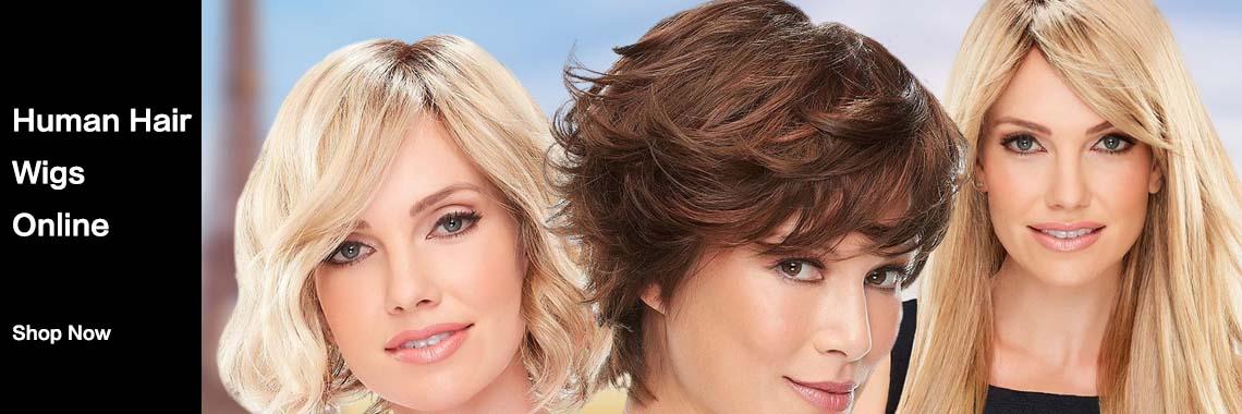 2021 Human Hair Wigs Online